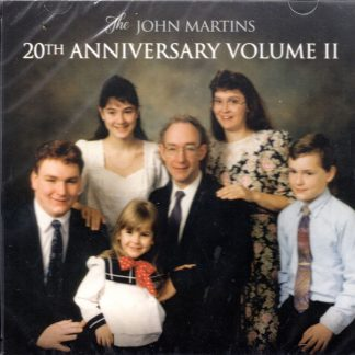 The John Martins - 20th Anniversary Volume II