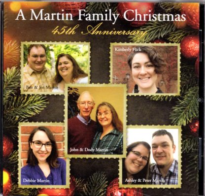 The John Martins - A Martin Family Christmas