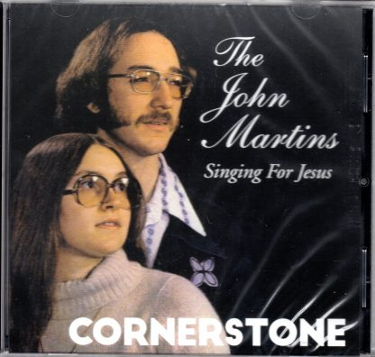 Cornerstone - The John Martins - Front