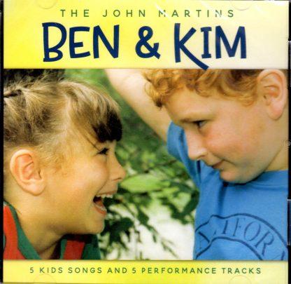 Ben & Kim - The John Martins - Front