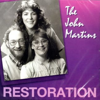 Restoration - The John Martins - Front
